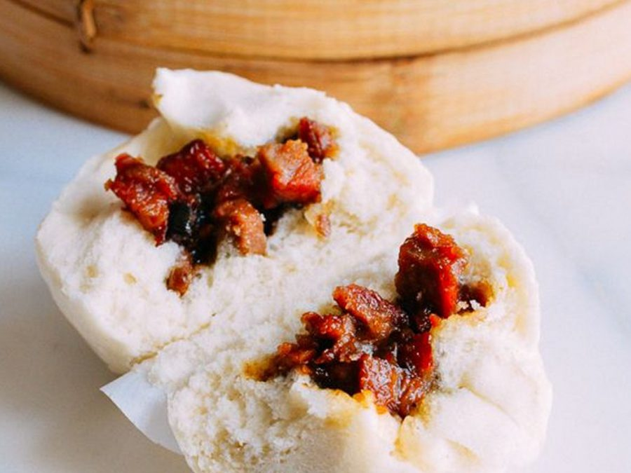 Cha Siu Bao – Barbequed Pork Steamed Buns