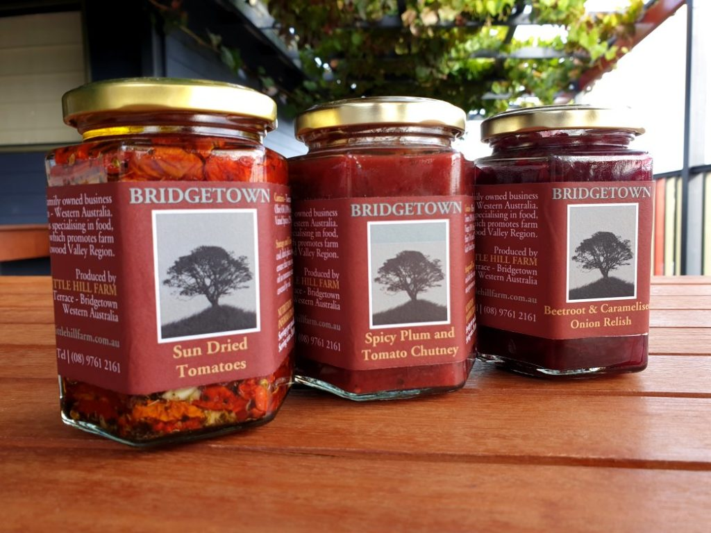 Relishes Chutneys and Pickles for sale